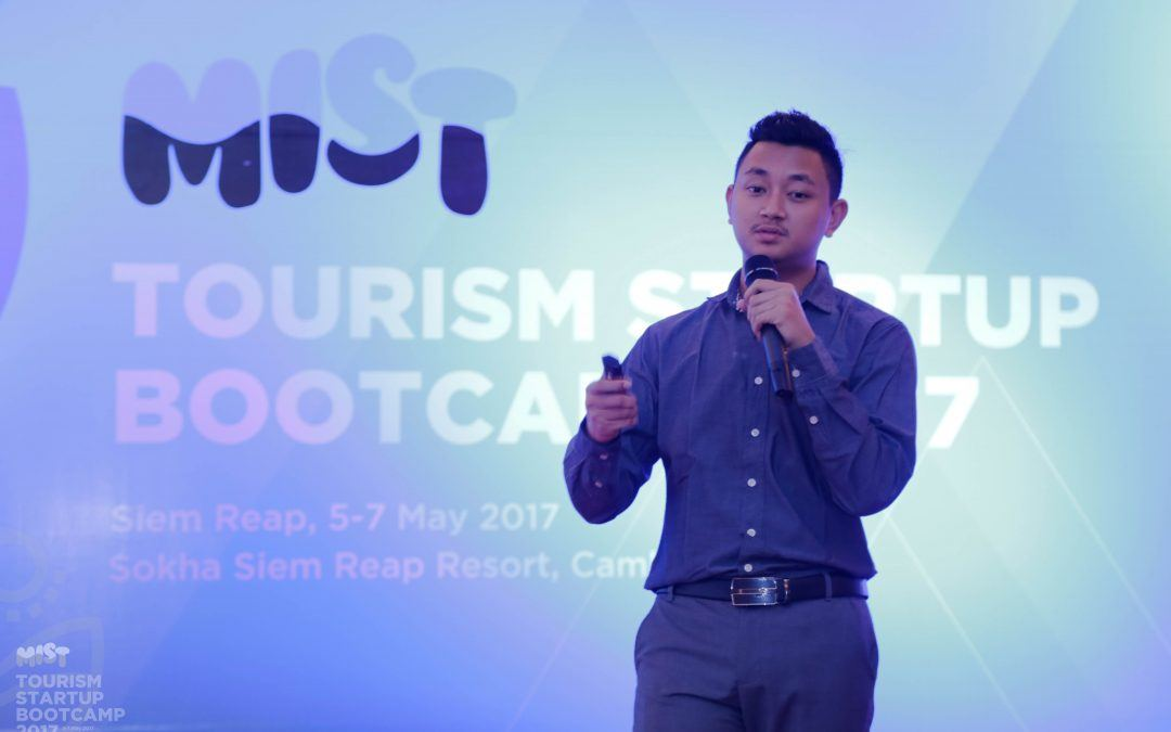 An Innovative Solution for Myanmar Tourism