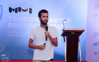 Innovation in Cambodian Travel Tech Startup