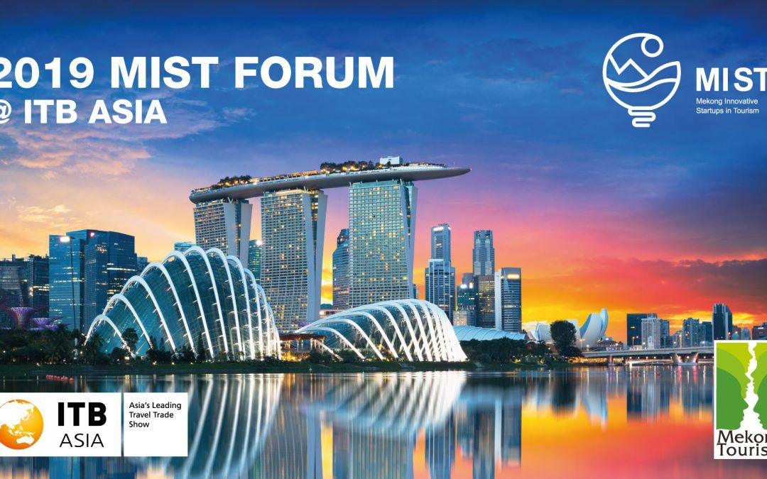 2019 Travel Startups Asia Forum at ITB Asia